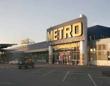 METRO Cash&Carry Chain Supermarkets